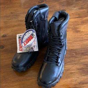 Rocky Alpha Force Waterproof Leather Boot 7.5 NWT